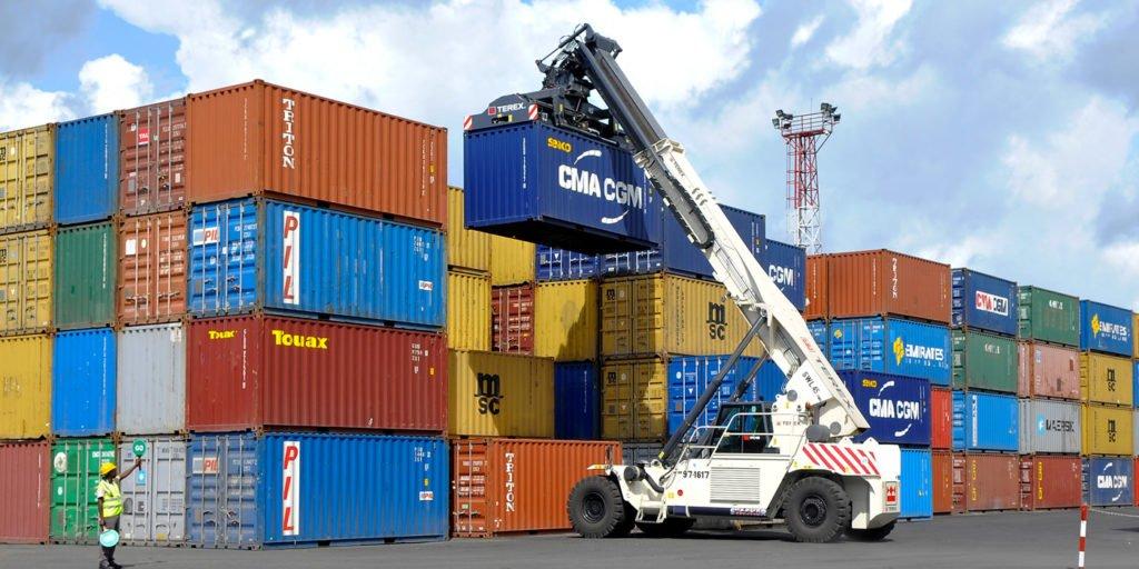 Container TEU - Bangkit Jaya Manunggal