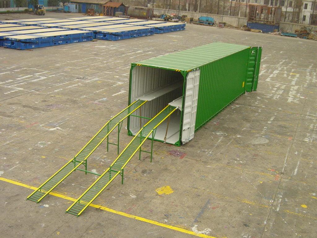 Car Carrier Container Bangkit Jaya Manunggal