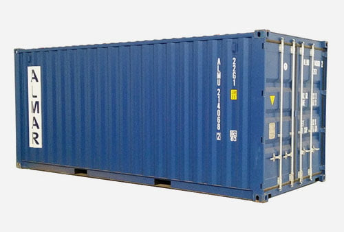 General Cargo Container Bangkit Jaya Manunggal