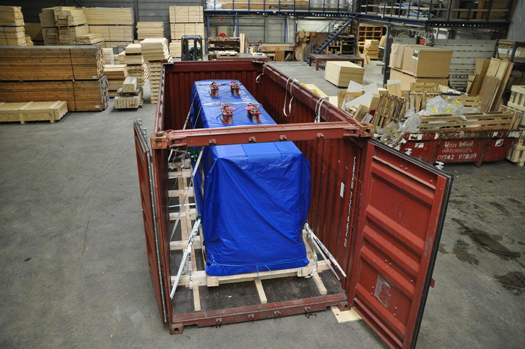Open Top Container Bangkit Jaya Manunggal